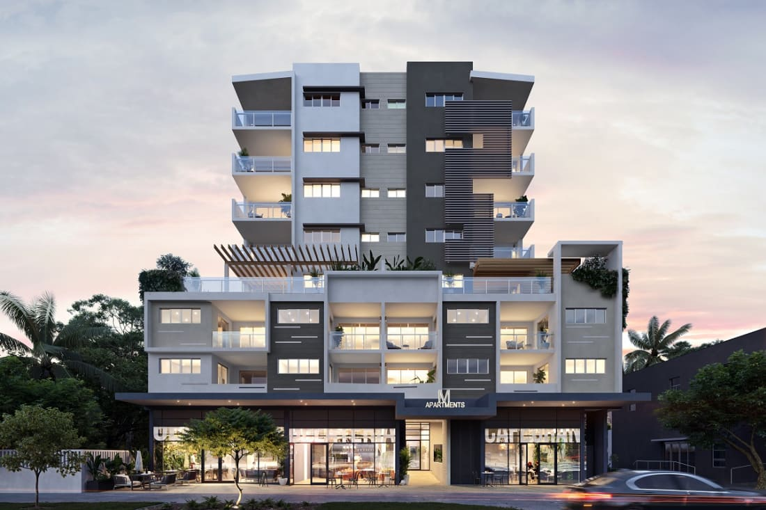M Apartments - 699 Main Street, Kangaroo Point