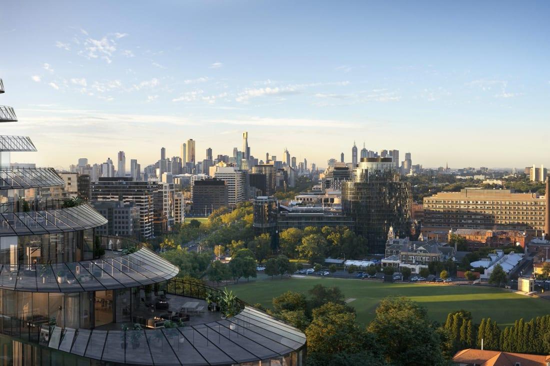 Magnolia at St. Boulevard - 601 St Kilda Road, Melbourne