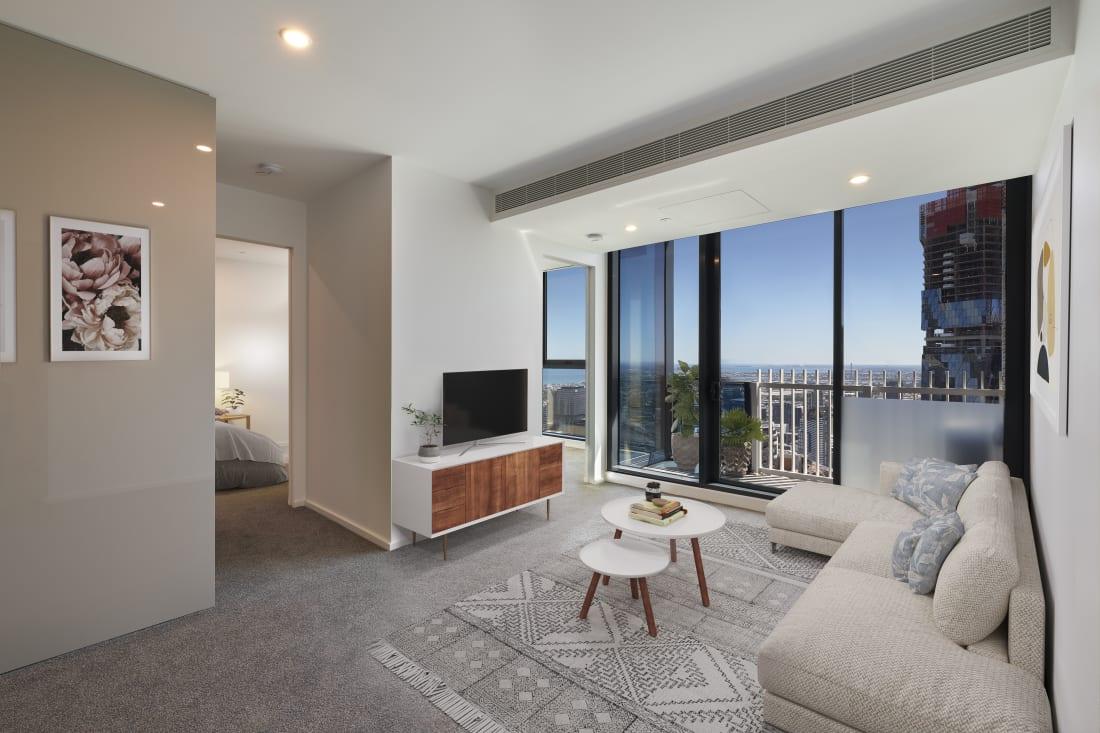 Melbourne Grand - 560 Lonsdale Street, Melbourne