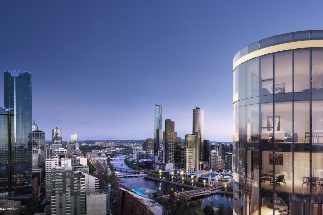 Melbourne Quarter - 628 Flinders Street, Docklands