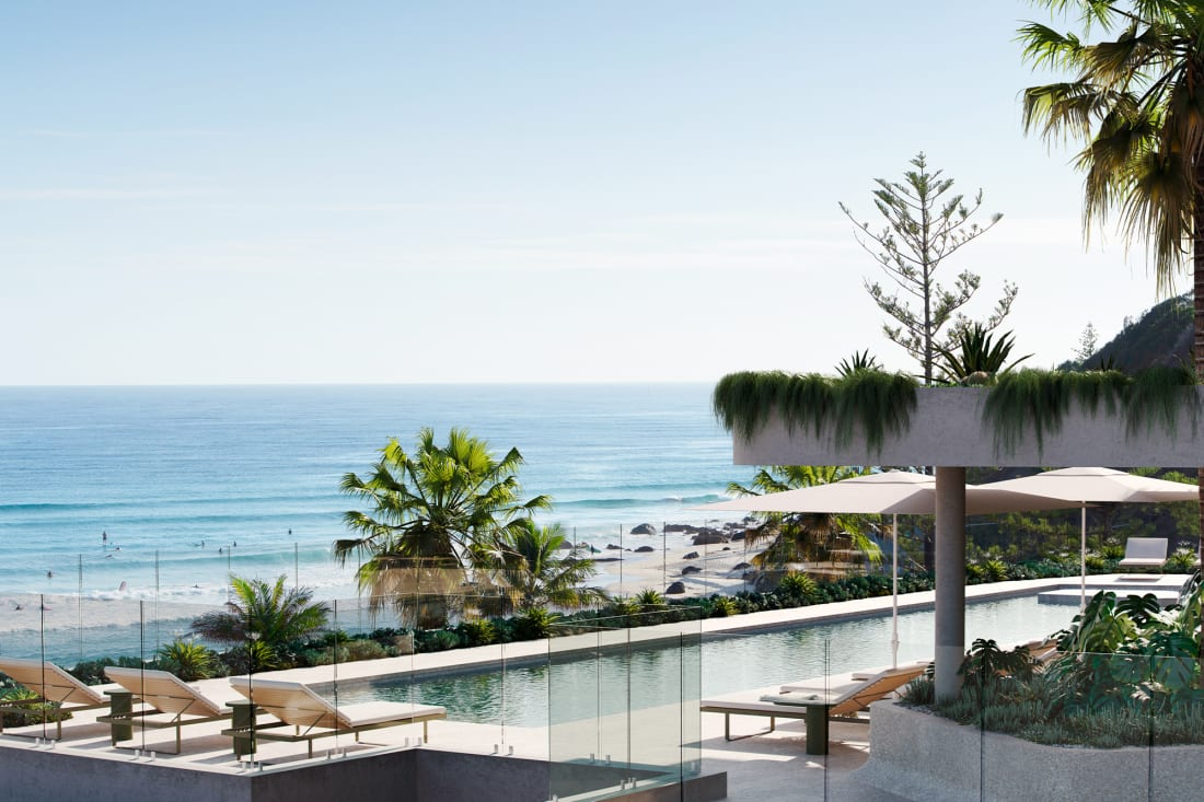 Miles Residences Kirra Point - Corner Miles Street and Marine Paradise, Kirra