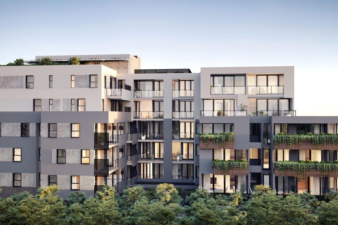 Moreville - 12-18 Napier Street, Footscray