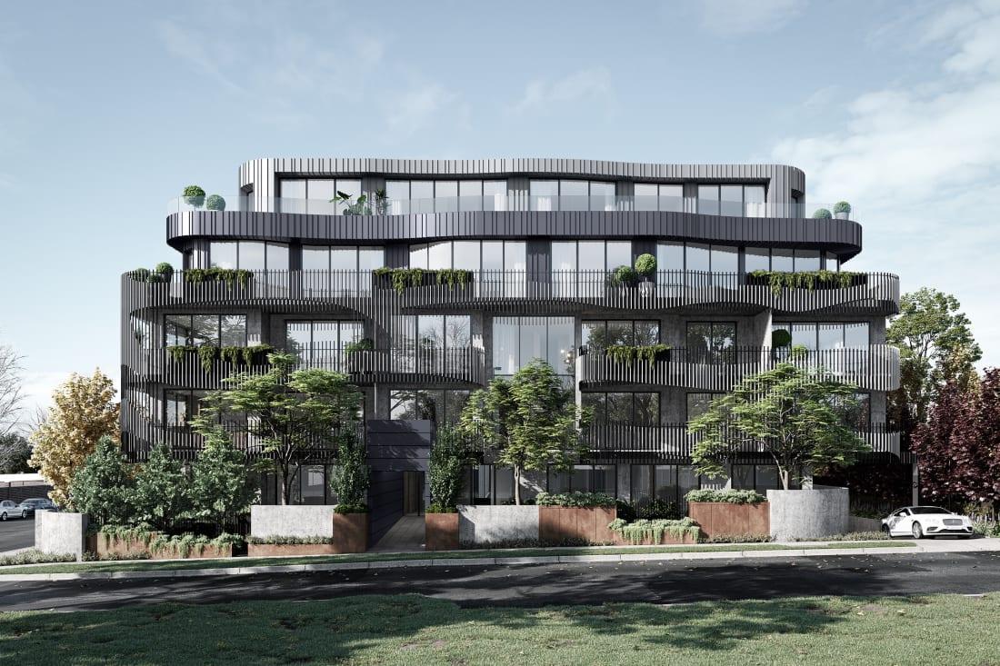 Pavilion On The Park - 1 Sydney Street, Armadale