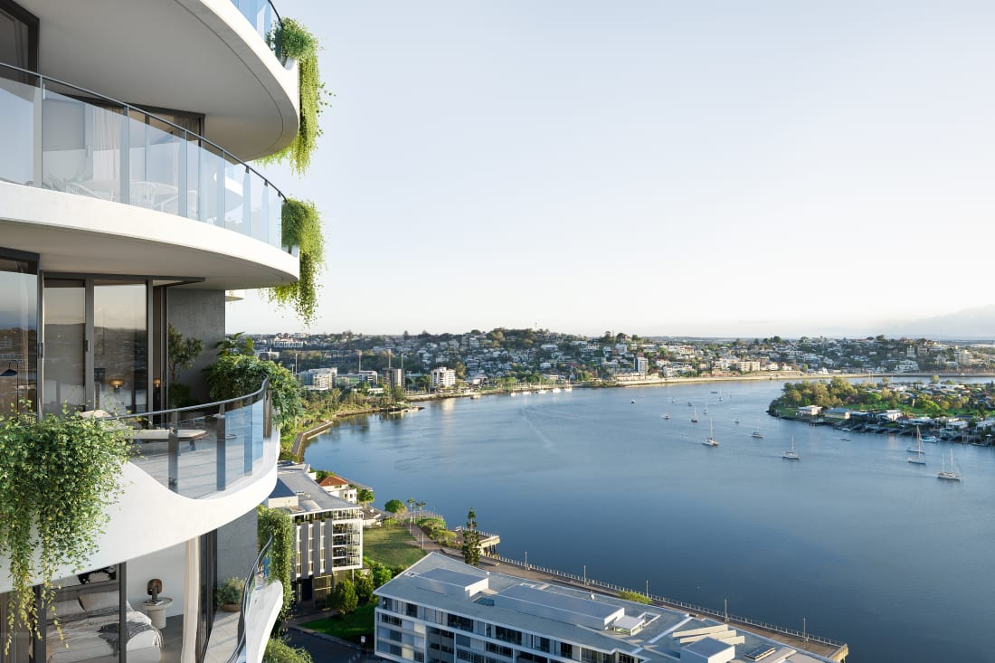 Quay Waterfront Newstead - 57 Skyring Terrace, Newstead