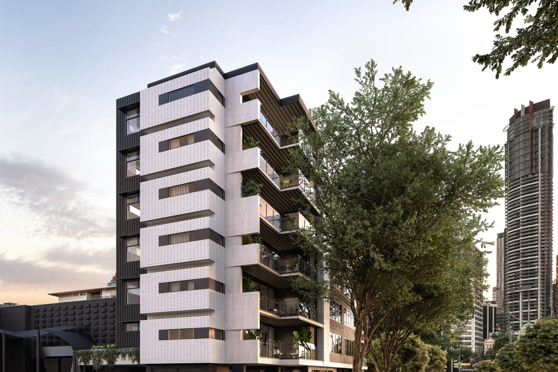 The Holman - 75 Main Street, Kangaroo Point