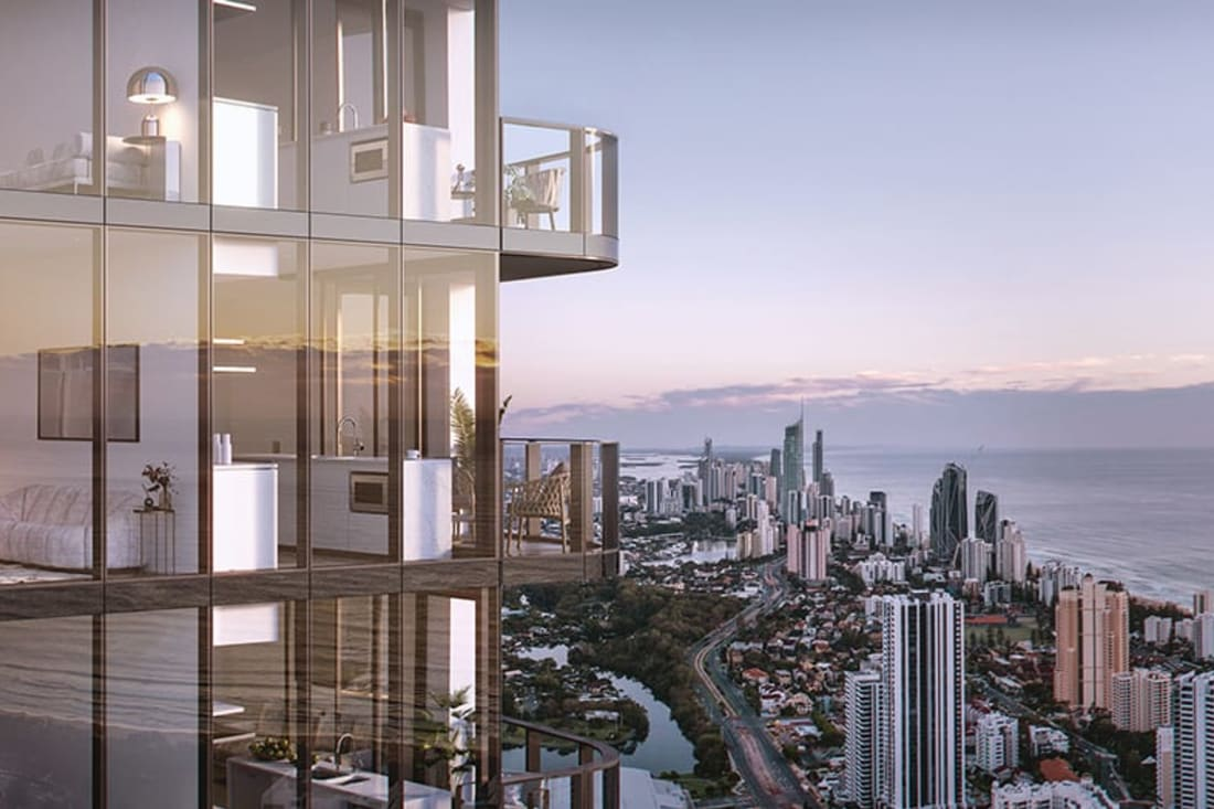 The Star Residences Gold Coast - 1 Casino Drive, Broadbeach