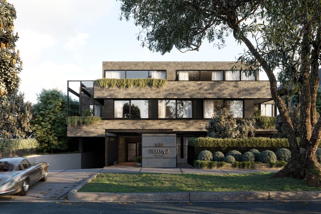 Topaz Parkdale - 1 Thomas Court, Parkdale