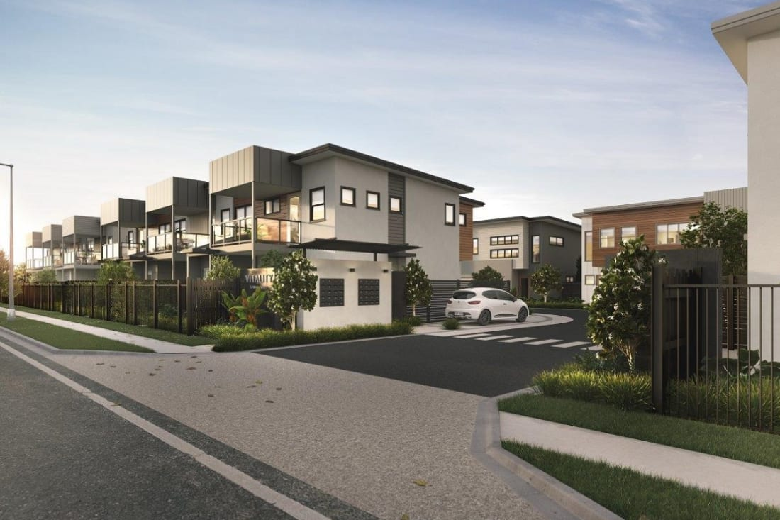 Vitality Townhouses - 41-43 Greensill Road, Albany Creek