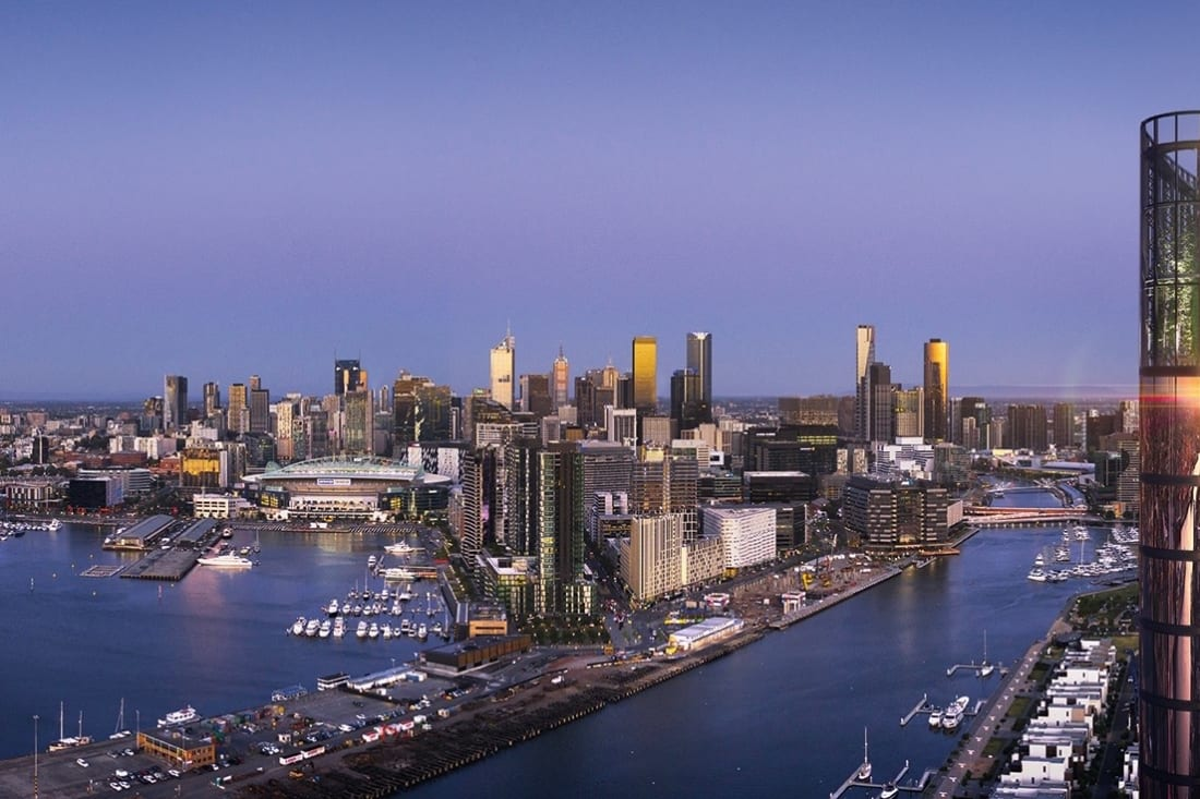 Voyager - 103 South Wharf Drive, Docklands