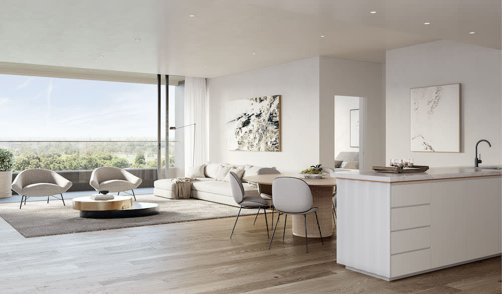 Sekisui House launch golf-side residences 'The Fairway Collection' at Sydney's The Orchards precinct