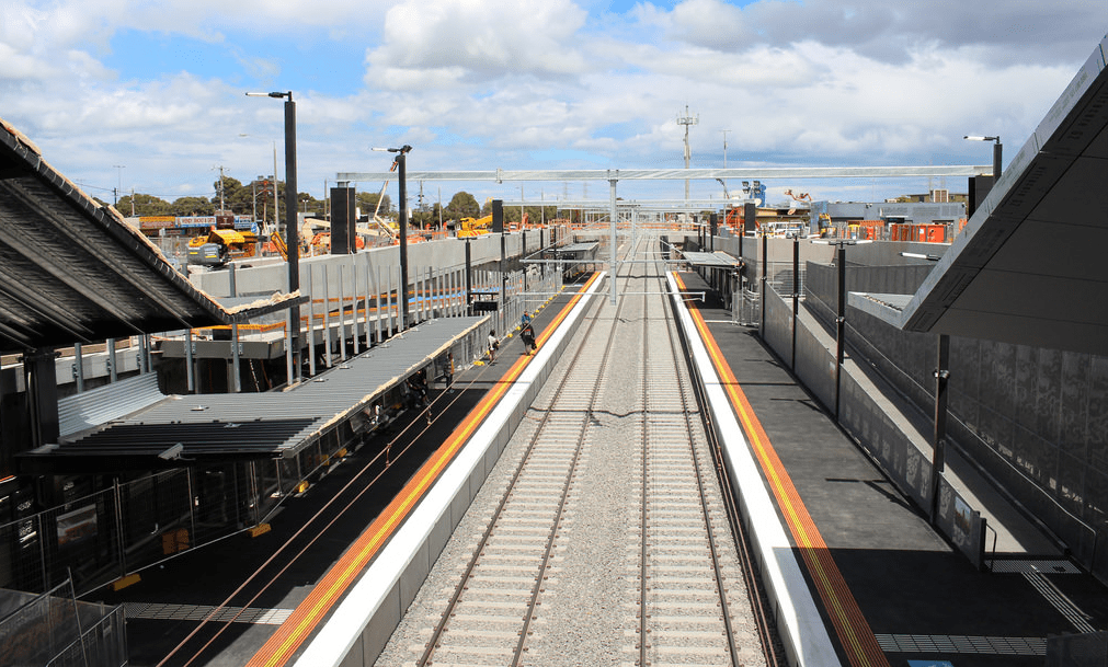 The new St Albans and Ginifer stations - in pictures