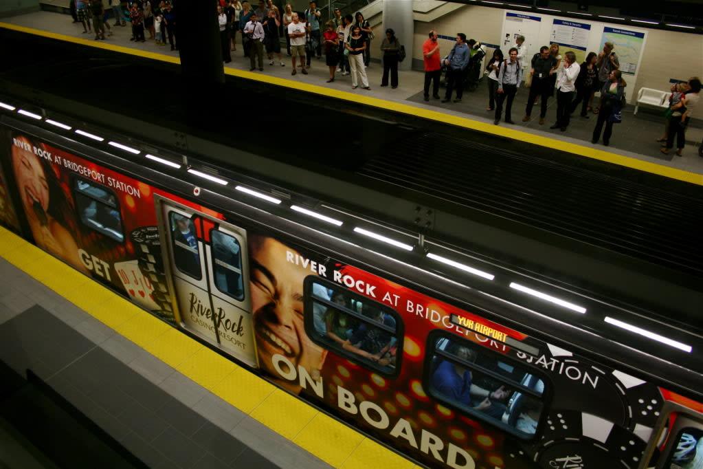 Vancouver's Skytrain network - a model for Melbourne's future rail lines