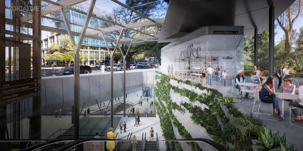 Three consortia shortlisted for Melbourne Metro tunneling & station contract