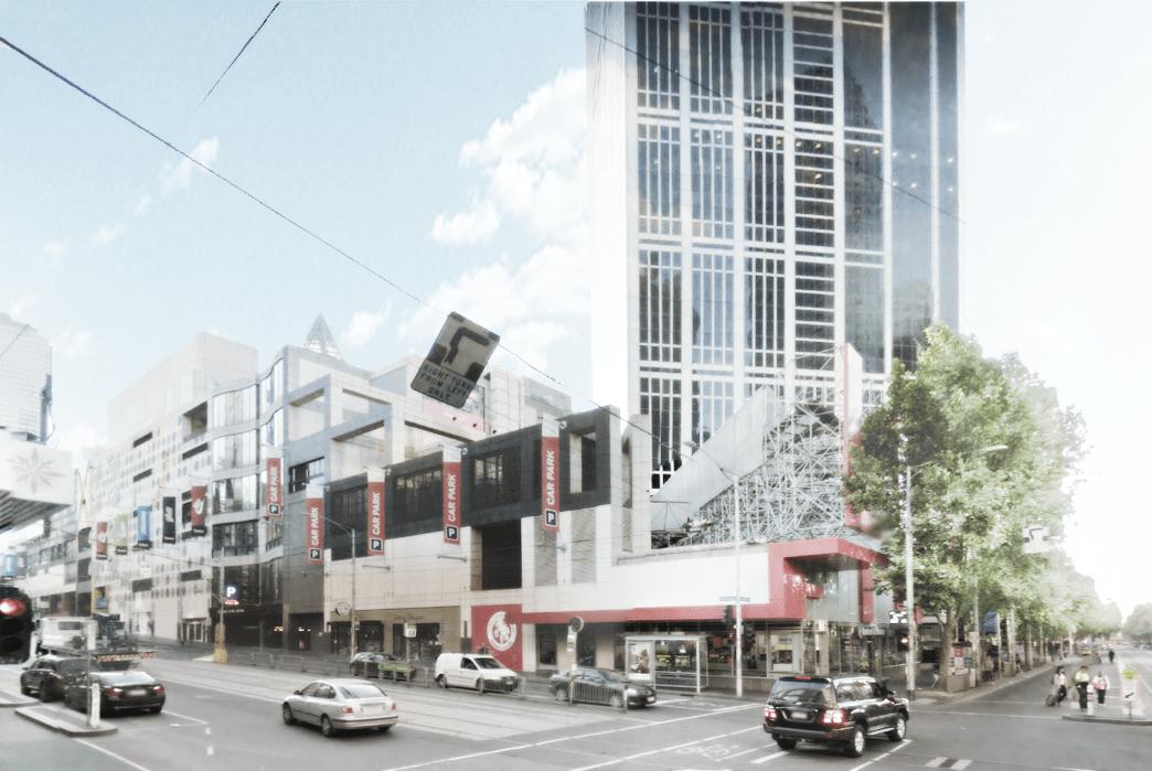 Addressing Elizabeth Street: Melbourne Central (part two)