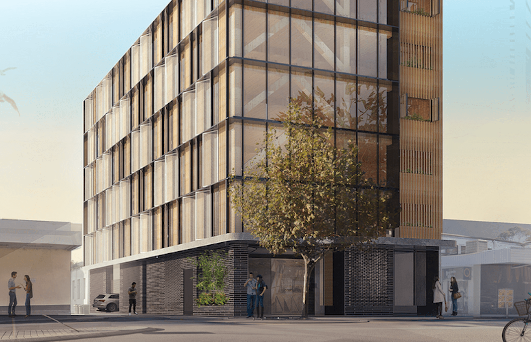 Western Australia's first cross laminated timber office building given green light to commence construction