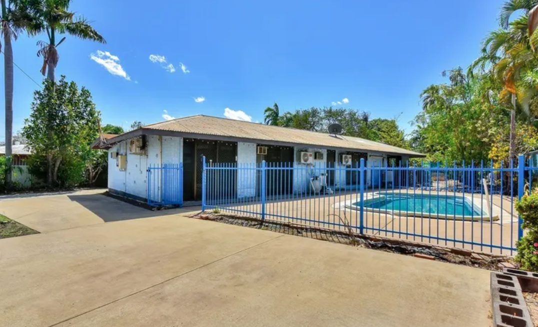 The Narrows, Darwin home set for mortgagee auction