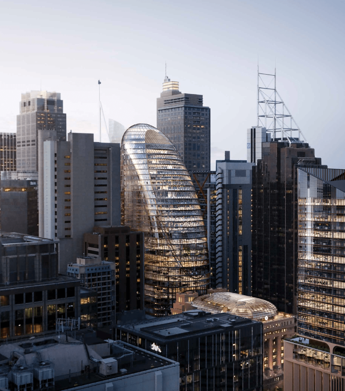 Headline image - Martin Place proposed development - Source Metro Martin Place
