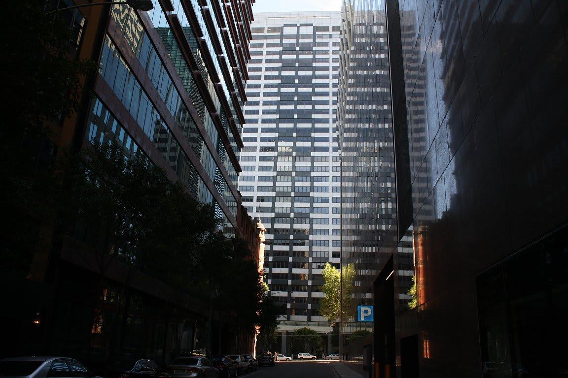 Regenerating office buildings on Bourke