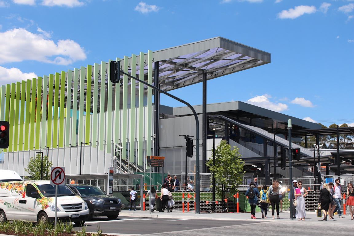 A new public realm for Ringwood