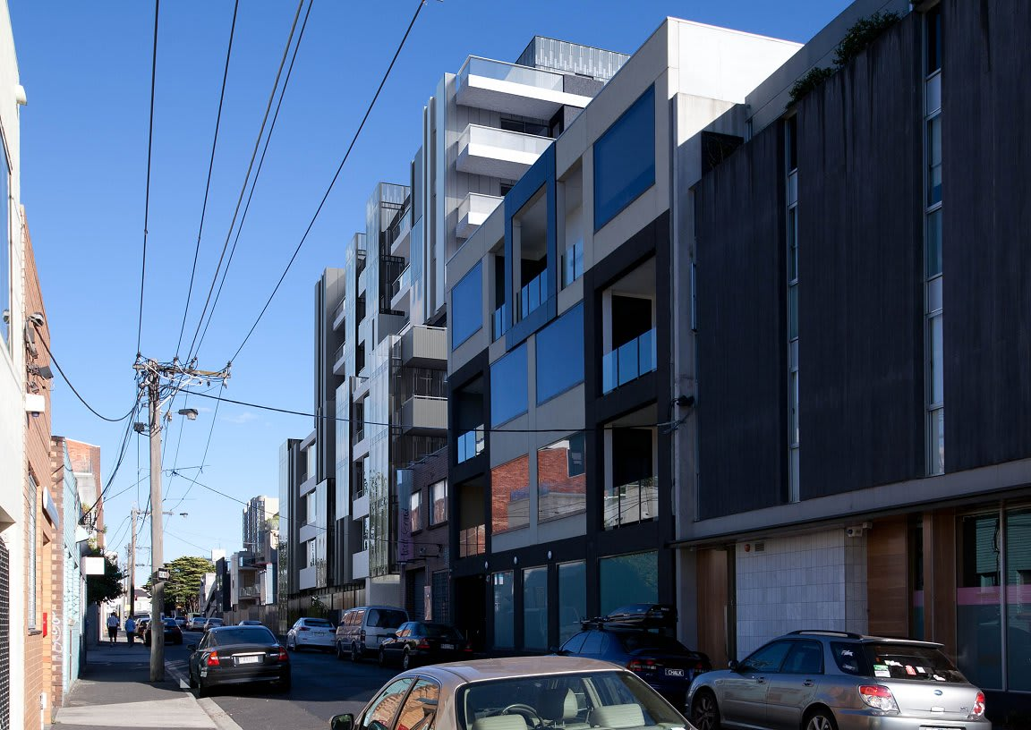 The Wilson Street microcosm