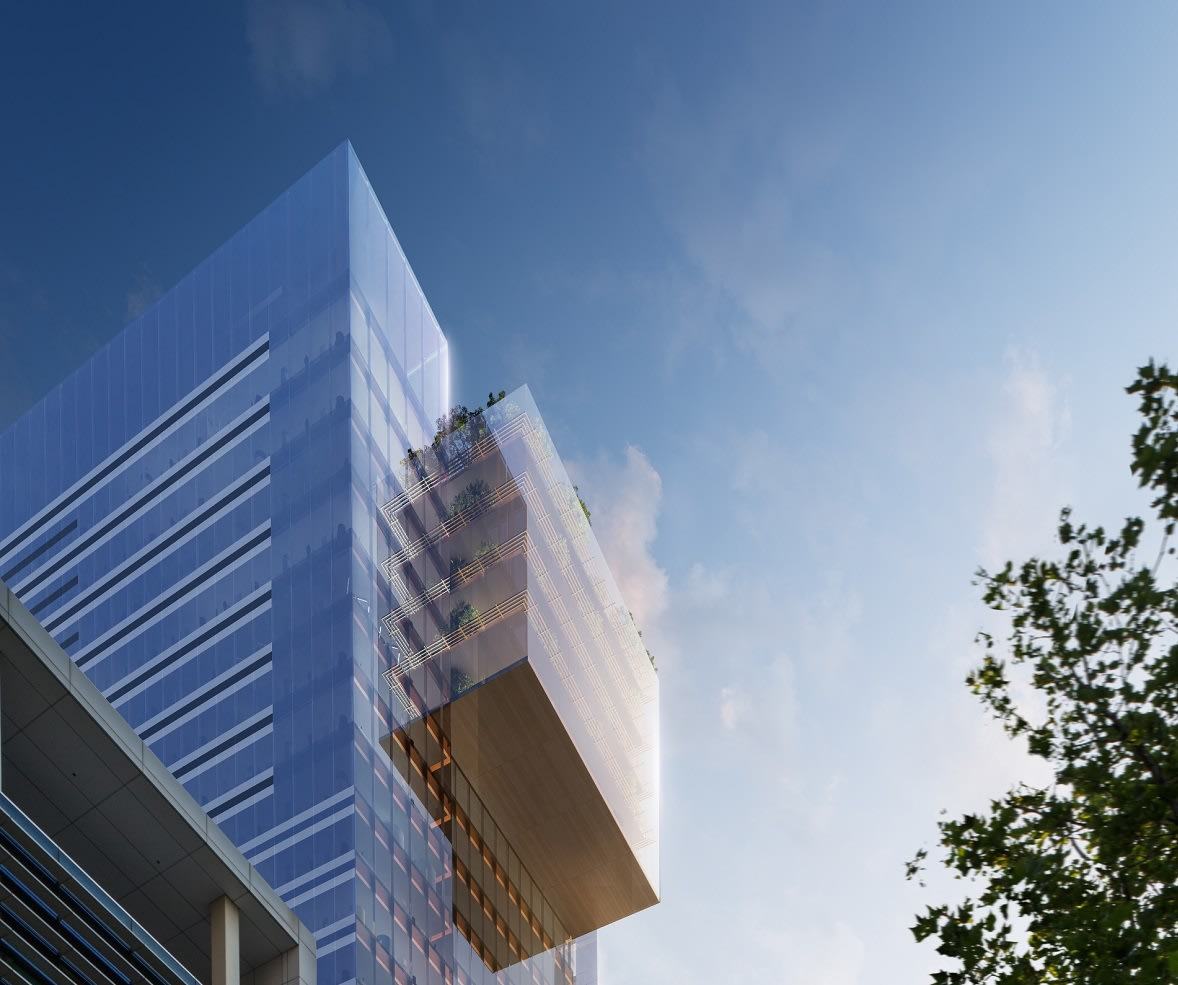 Melbourne Quarter Tower receives ministerial approval