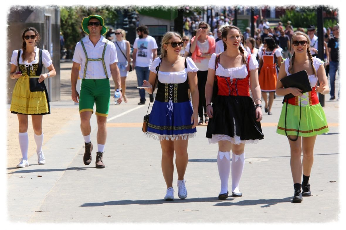 Events City: Oktoberfest In The Gardens 2016