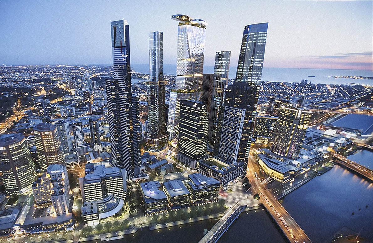 Southbank by Beulah: Coop Himmelb(l)au & Architectus - The Beulah Propeller City