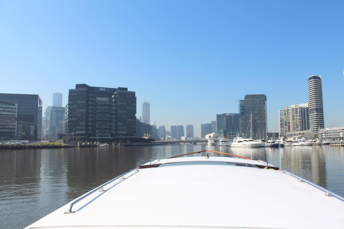 Cruising on the edge