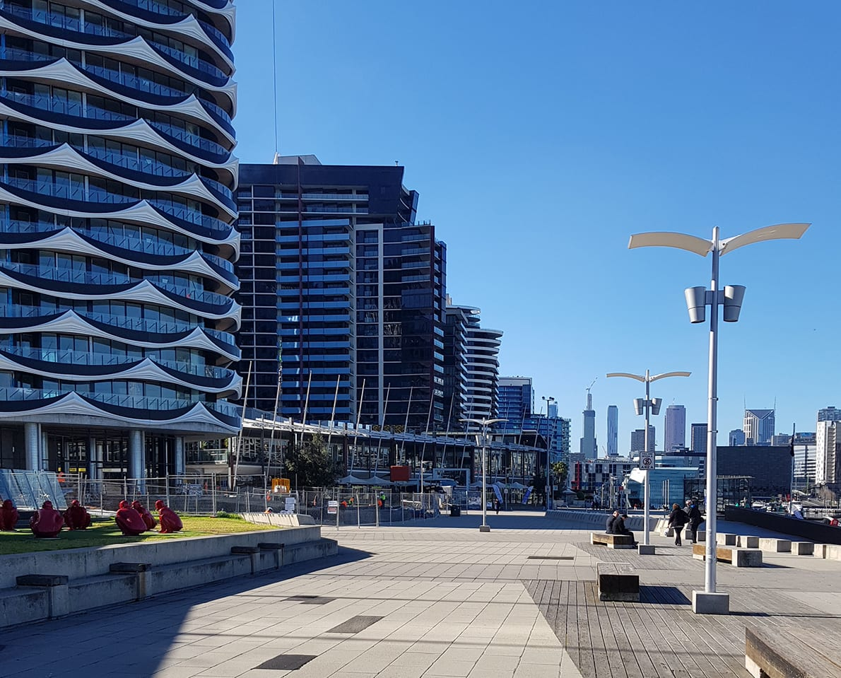 Docklands Places and Spaces, part three: NewQuay and Harbour Town