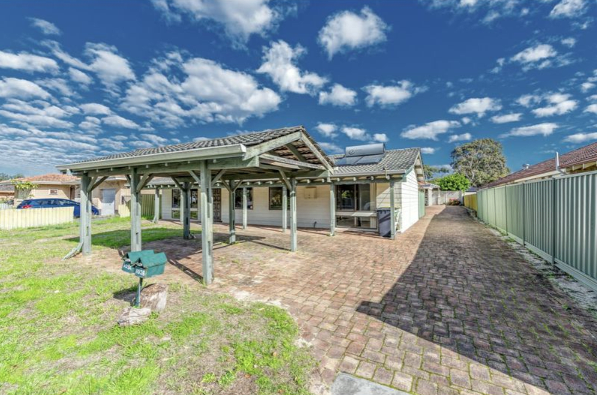 Gosnells mortgagee home listed