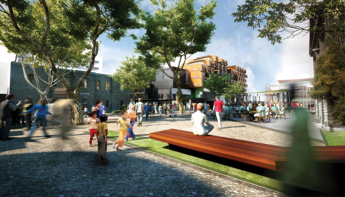 Shayher Group outline their grand Pentridge Coburg plans