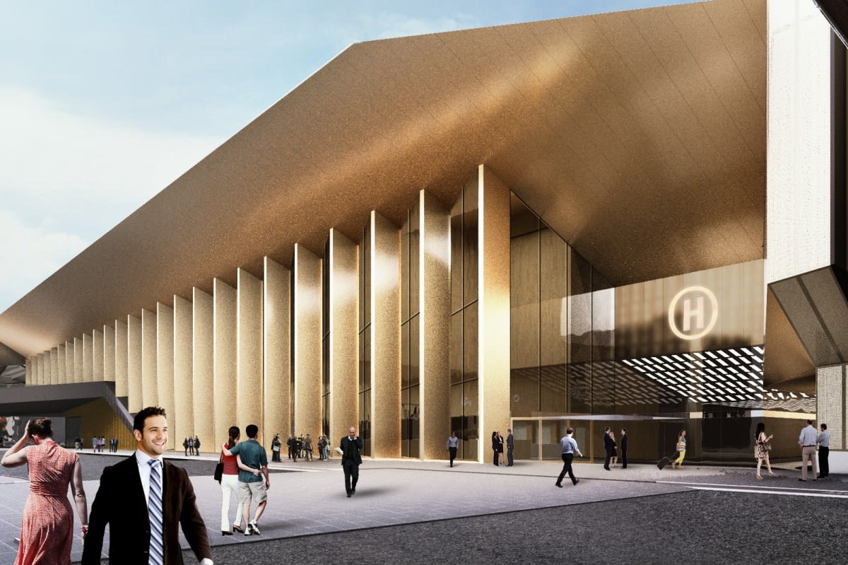 MCEC Expansion on target for mid-year opening