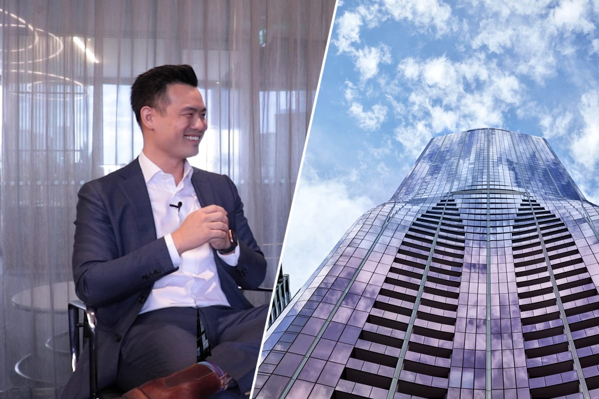 ICD Property's Matt Khoo discusses the cost of sustainability in property development