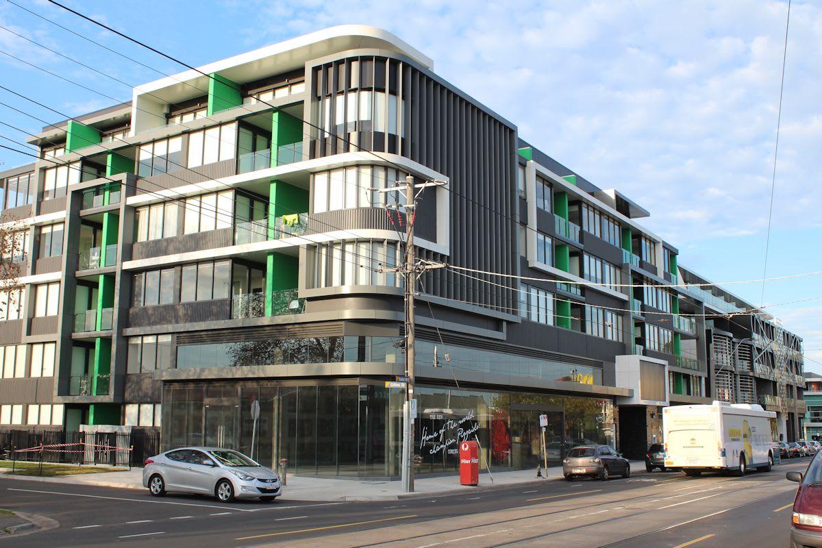 Essendon's high density development a model example