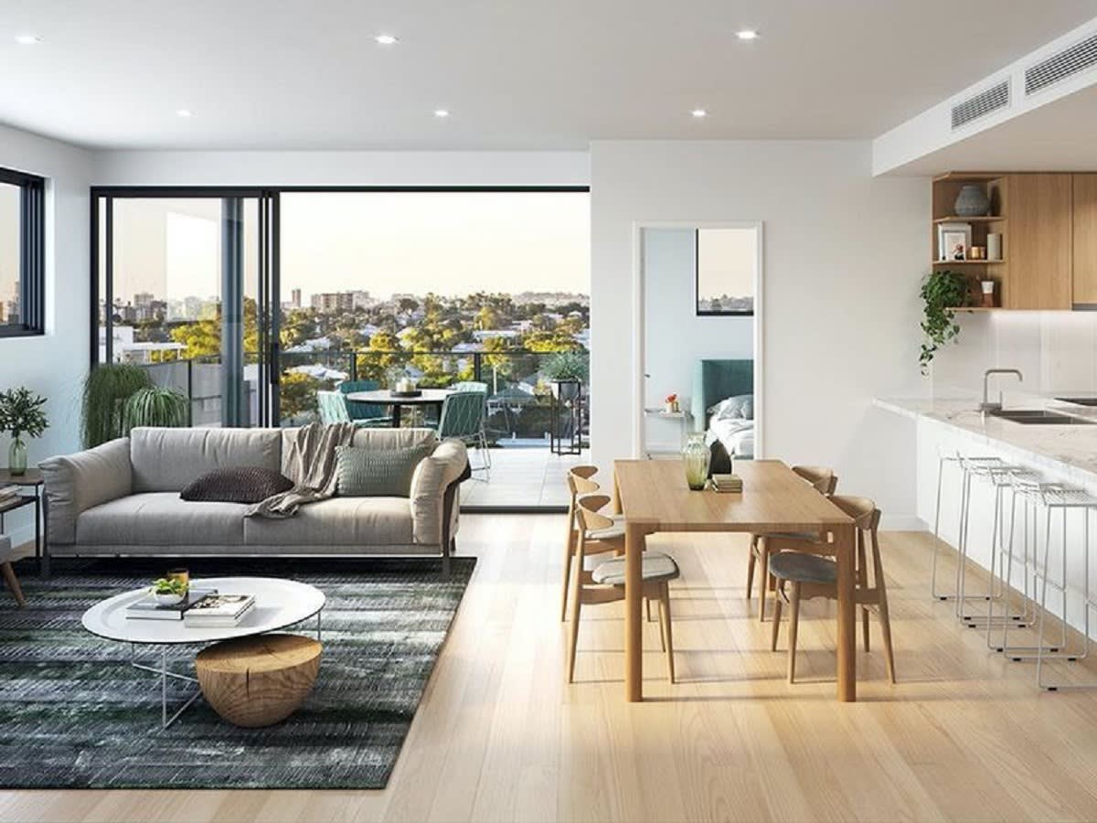 Luxurious Greenslopes apartments selling now from $349,000