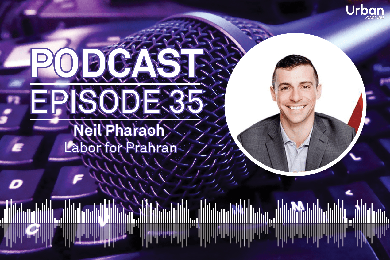 Weekly Podcast: Episode 35 - Labor's Neil Pharaoh