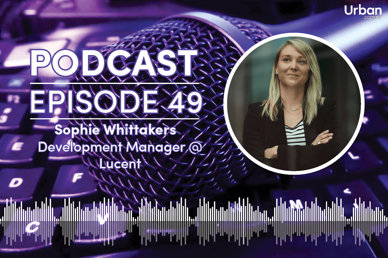 Podcast - Episode 49: Lucent's Sophie Whittakers