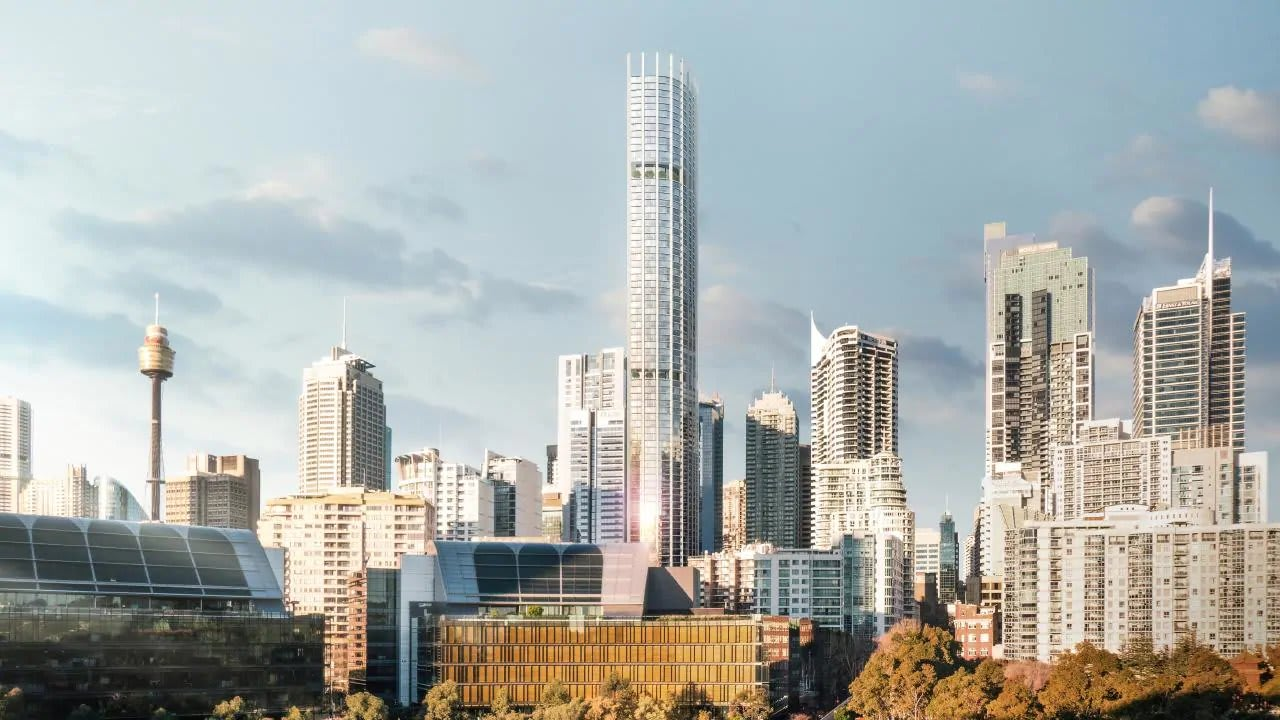 Architectus and Ingehoven on Sydney's latest super skyscraper