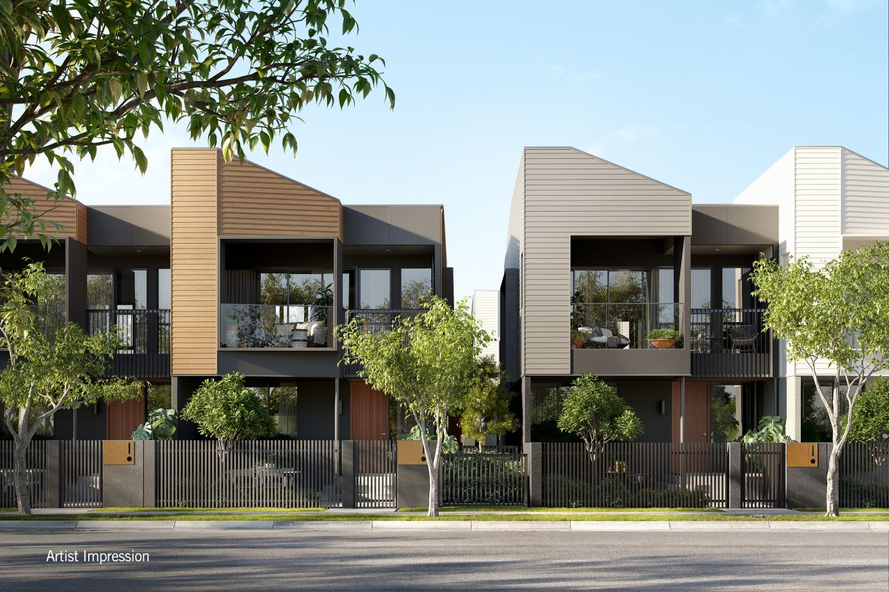 Stockwell's South Brisbane Twin-Tower; Cedar Woods Unveiled Greville; Ascot Aurora Construction Progress