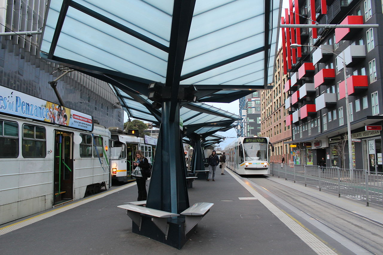 Number of accessible trams stops to rise across Melbourne's tram network
