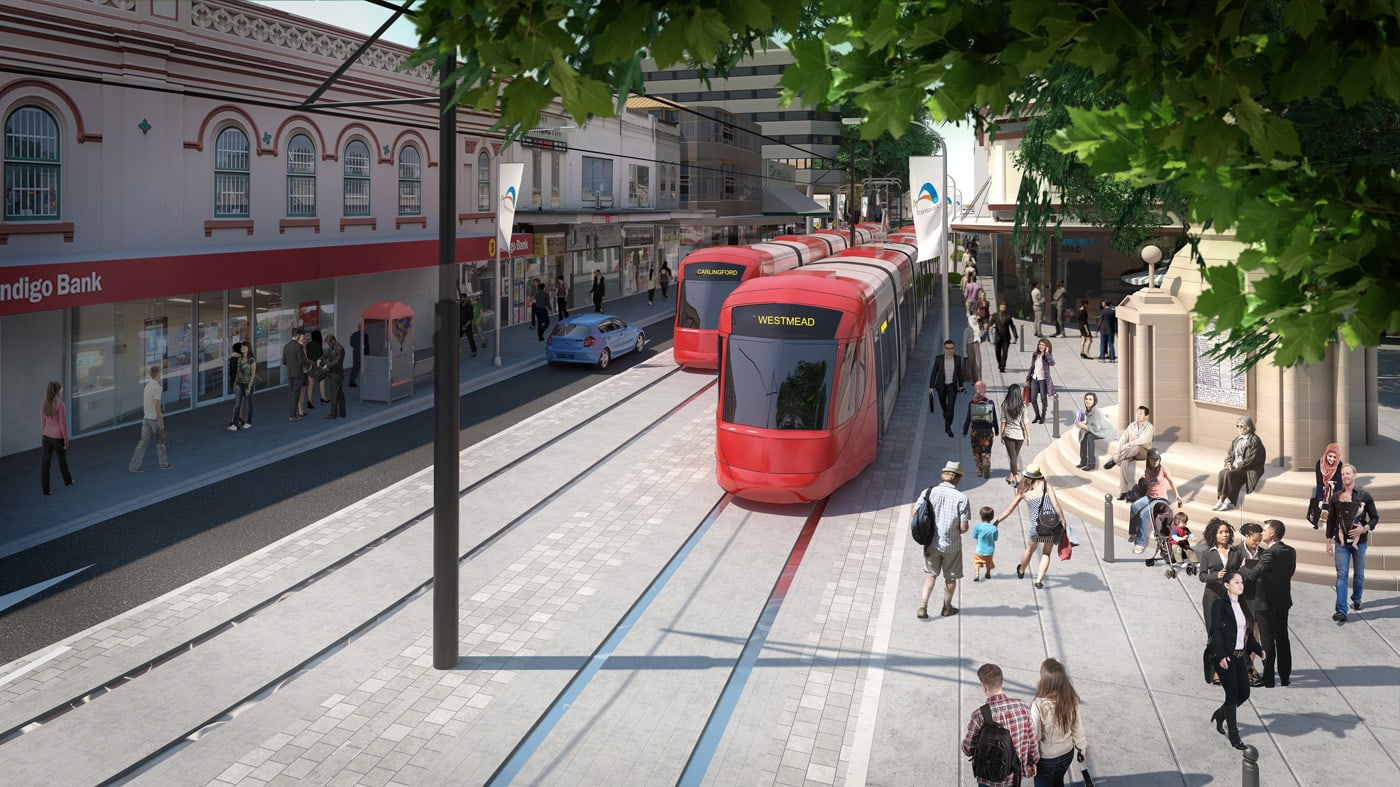 NSW Government appoints contractor for enabling works on Parramatta Light Rail