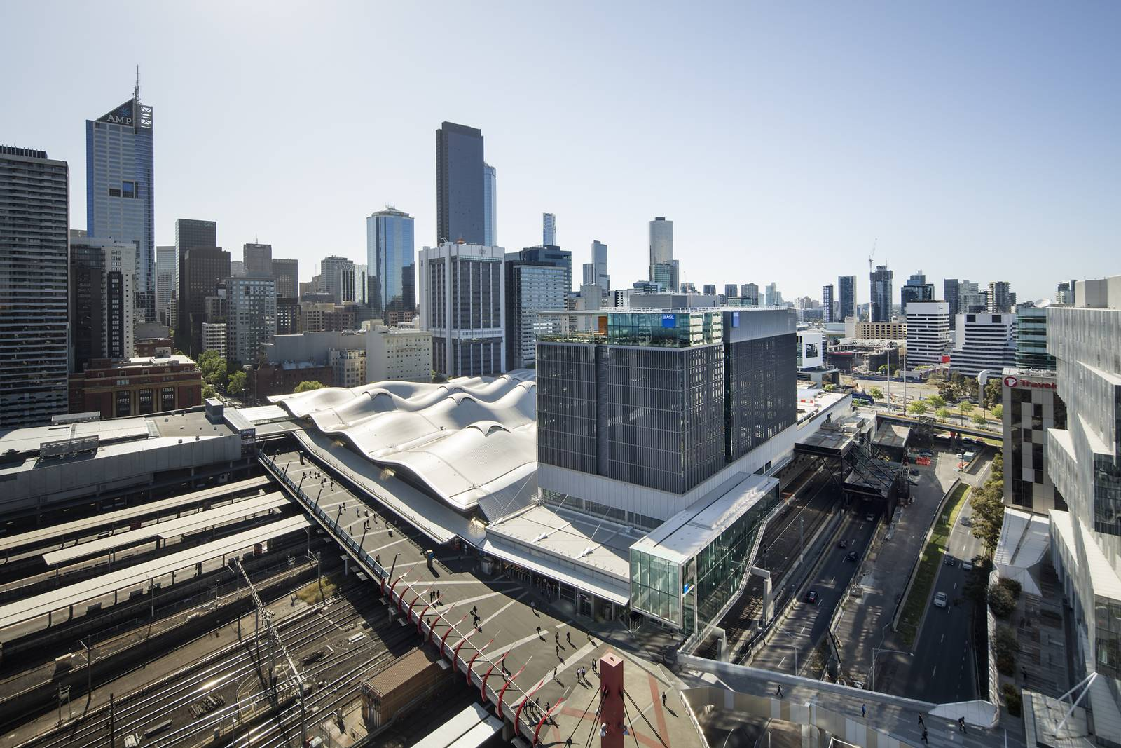 All roads lead to Southern Cross Station