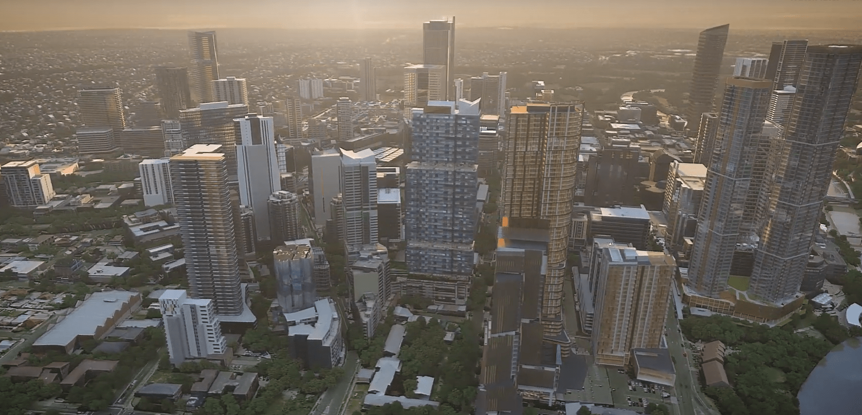 Council offers a glimpse of what Parramatta will look like in the near future
