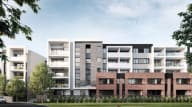 Shenfield Property offer a number of floor plans at Moorabbin project Omnia