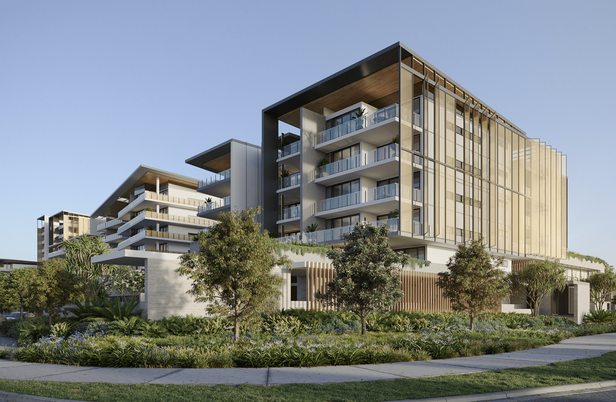 HM Developments' Mclean Henzell discussed The Cove at Pelican Waters
