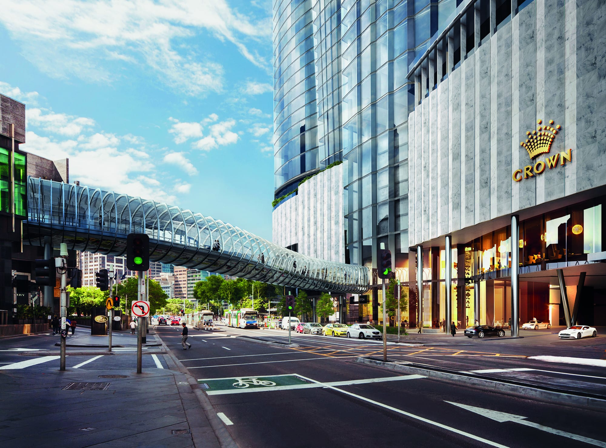 One Queensbridge Street approved