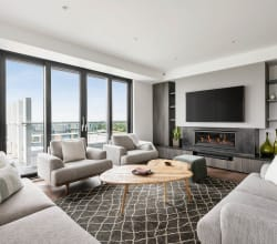 Sandy Hill Penthouse
