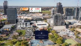 Box Hill apartment development site listed with $7m hopes
