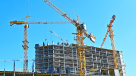 Sydney apartment construction sites to resume, while Melbourne sees strict lockdown