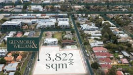 Box Hill apartment development site listed